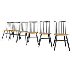 Dining Chairs by Ilmari Tapiovaara, Circa 1960s