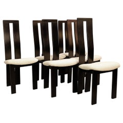 Dining Chairs by Pietro Costantini for Ello, 1970s, Set of 6