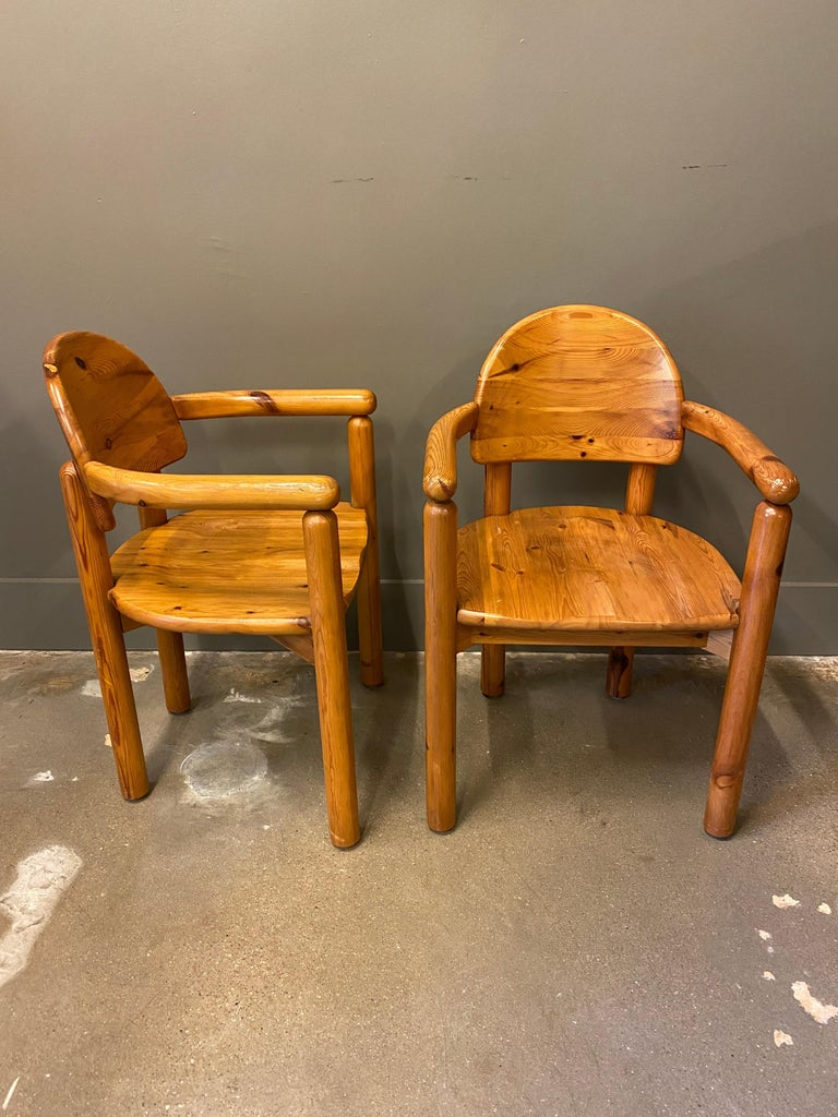 Danish Dining Chairs by Rainer Daumiller for Hirtshals Sawmills, 1960s, Set of 6 For Sale