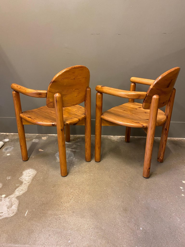 20th Century Dining Chairs by Rainer Daumiller for Hirtshals Sawmills, 1960s, Set of 6 For Sale