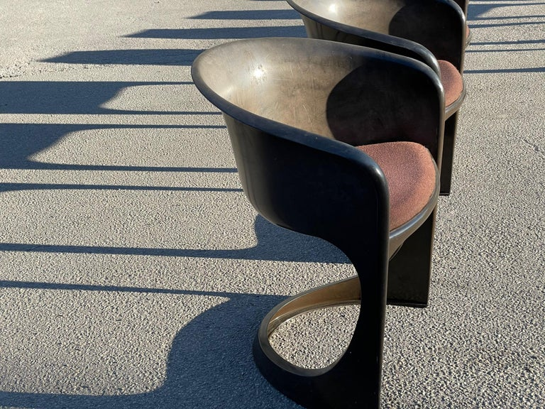 Mid-Century Modern Dining Chairs by Steen Ostergaard for Cado, 1966 For Sale