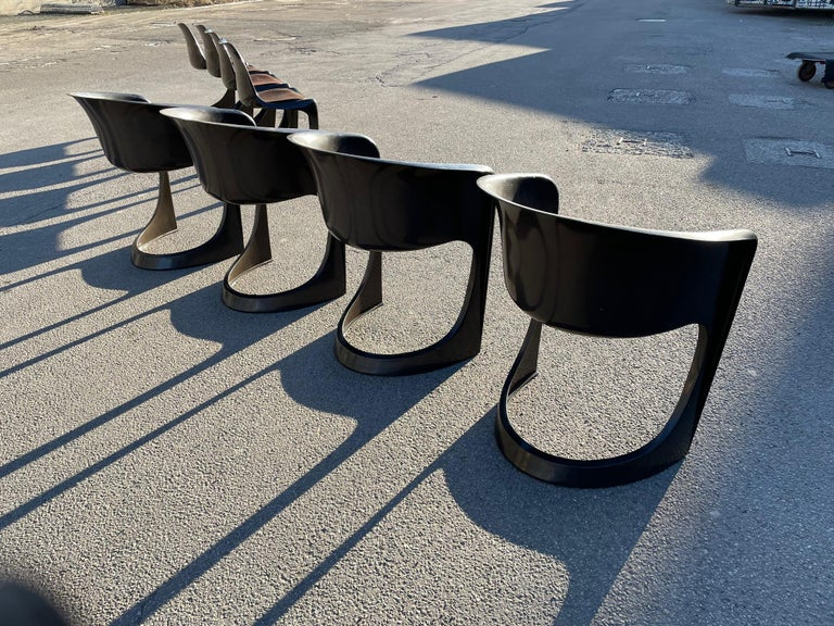 Danish Dining Chairs by Steen Ostergaard for Cado, 1966 For Sale