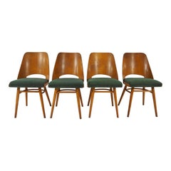 Dining Chairs from UP Zavody, 1960s, Set of 4