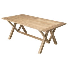 Dining or Kitchen Table Made from California White Oak