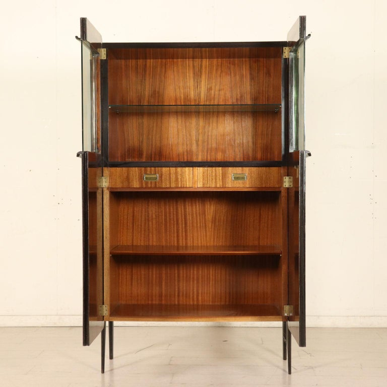 Mid-Century Modern Dining Room Cabinet Attributable to Ico Parisi Vintage, Italy, 1952 For Sale