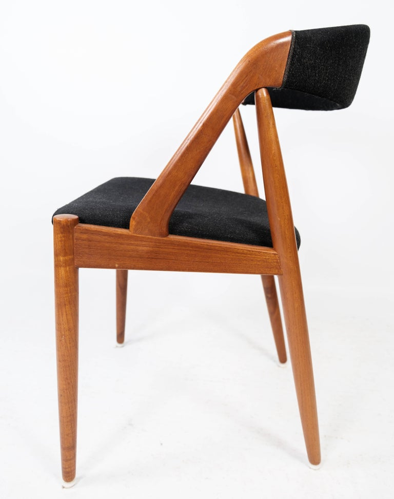 Mid-20th Century Dining Room Chair, Model 31, Designed by Kai Kristiansen in 1956 For Sale