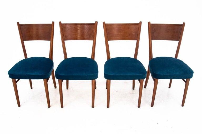 Dining Set Danish Design, 1960s 4