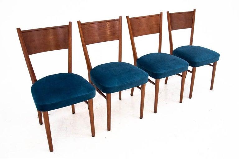 Dining Set Danish Design, 1960s 5