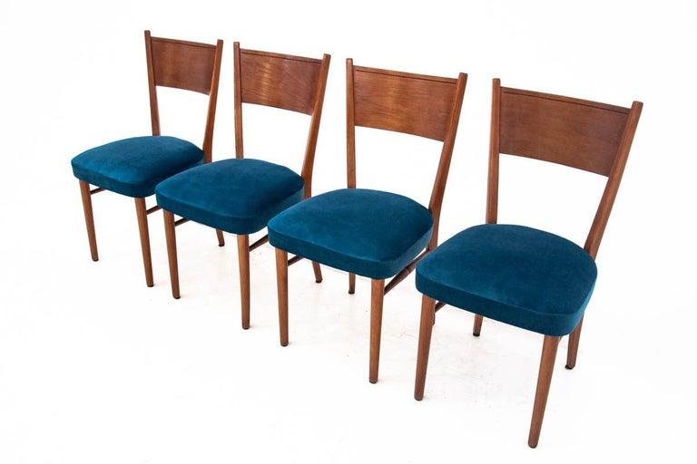 Dining Set Danish Design, 1960s 6