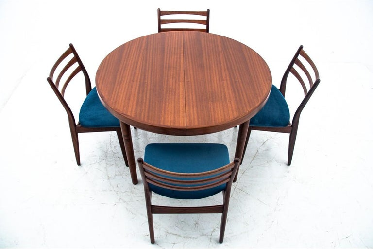 Dining set, Danish design, 1960s