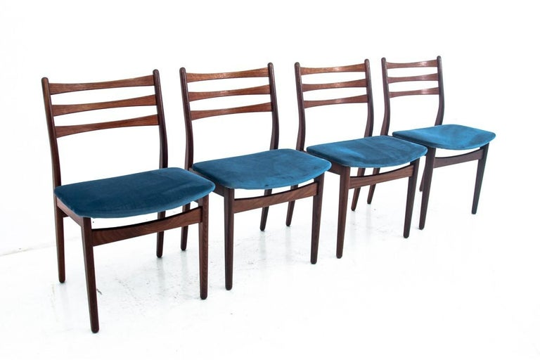 Teak Dining Set Danish Design, 1960s
