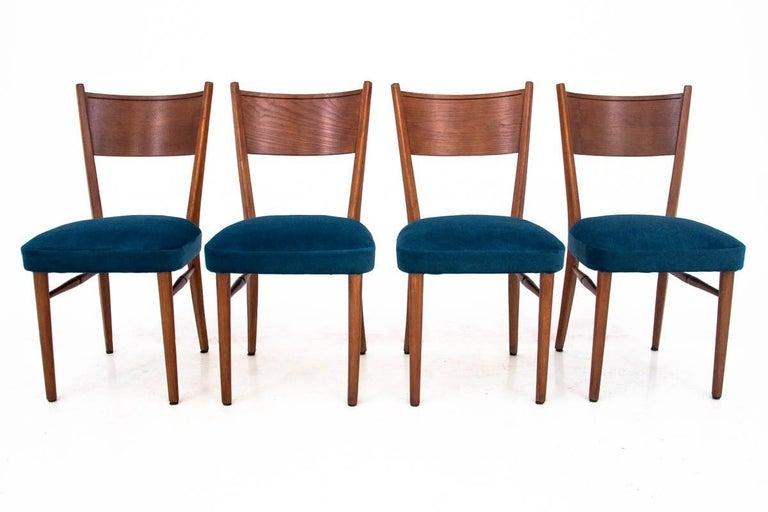 Dining Set Danish Design, 1960s 3