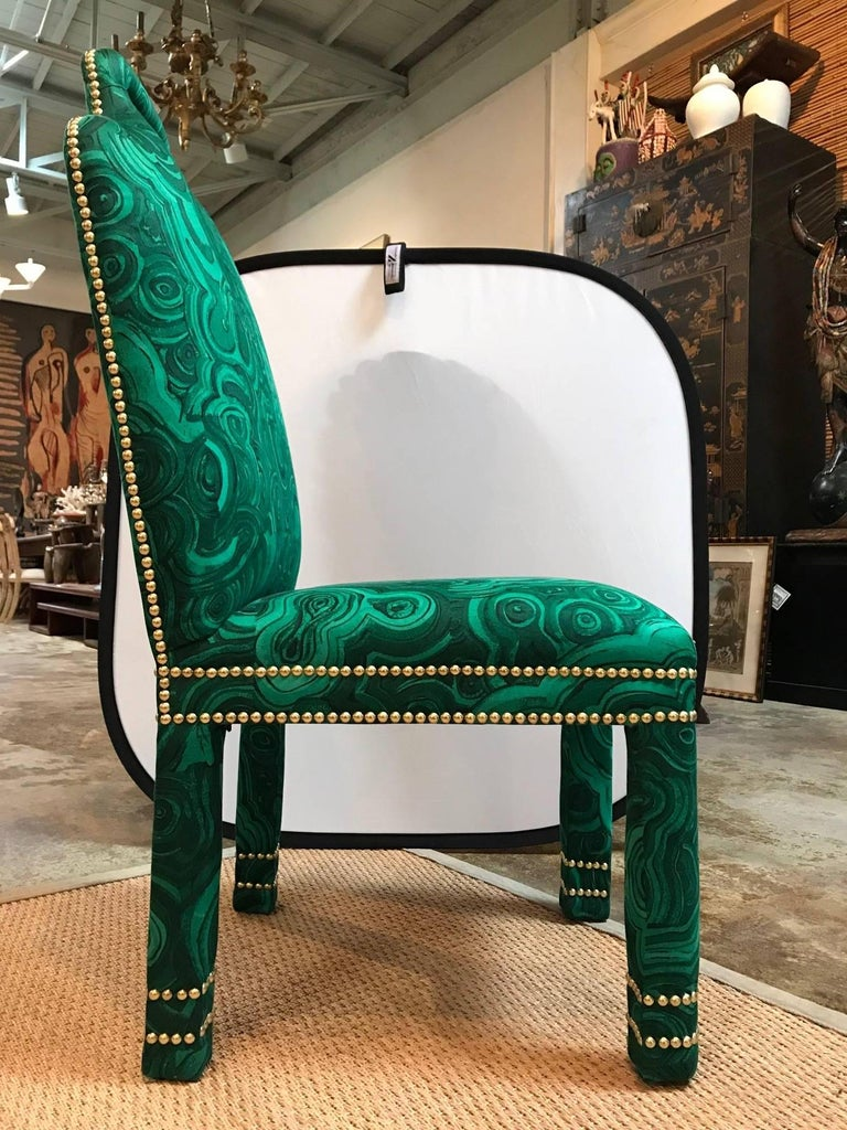 Dining Side Chair In Excellent Condition For Sale In Dallas, TX
