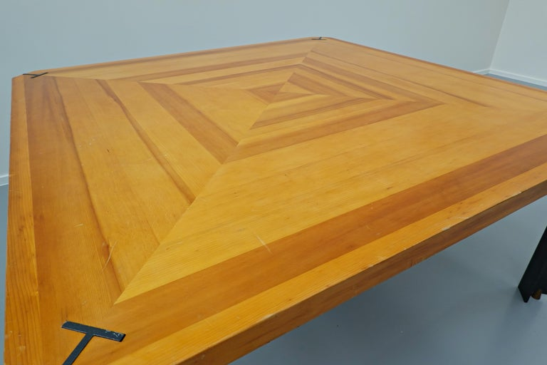Dining Table, 1960s For Sale 9