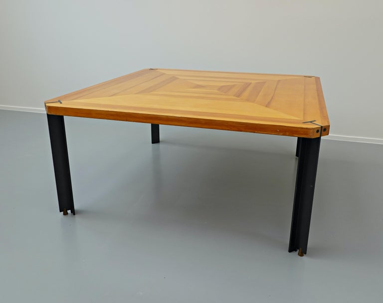 Dining Table, 1960s In Good Condition For Sale In Brussels, BE