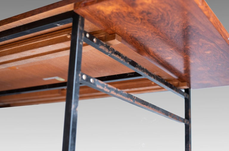 French Dining Table, Alain Richard, Series 800, Meubles TV Edition, 1958 For Sale