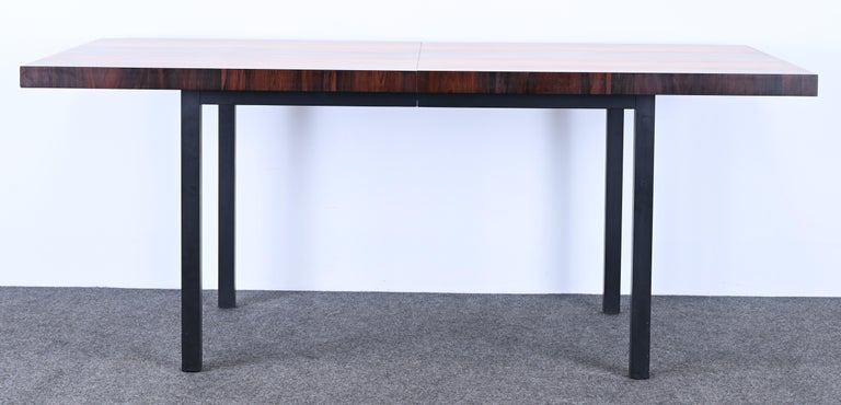 Dining Table and Chairs by Milo Baughman for Directional, 1960s For Sale 2
