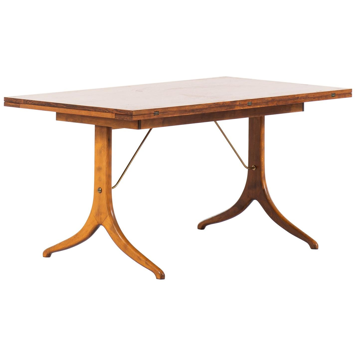 Dining Table Attributed to David Rosén Produced in Sweden