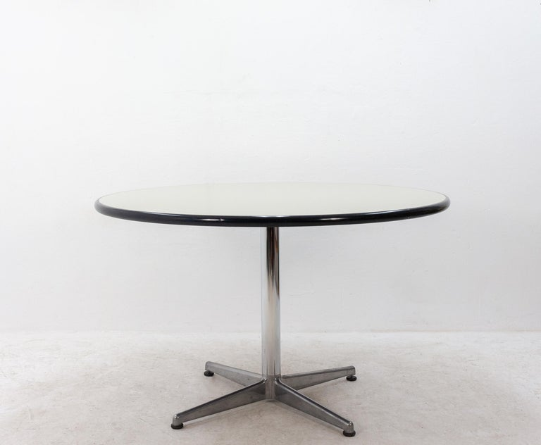 Mid-20th Century Dining Table by Anna Castelli for Castelli, 1960s For Sale
