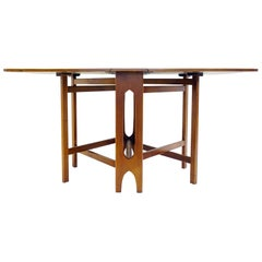 Dining Table by Bengt Wing for Klepp Møbelfabrik from the 1960s