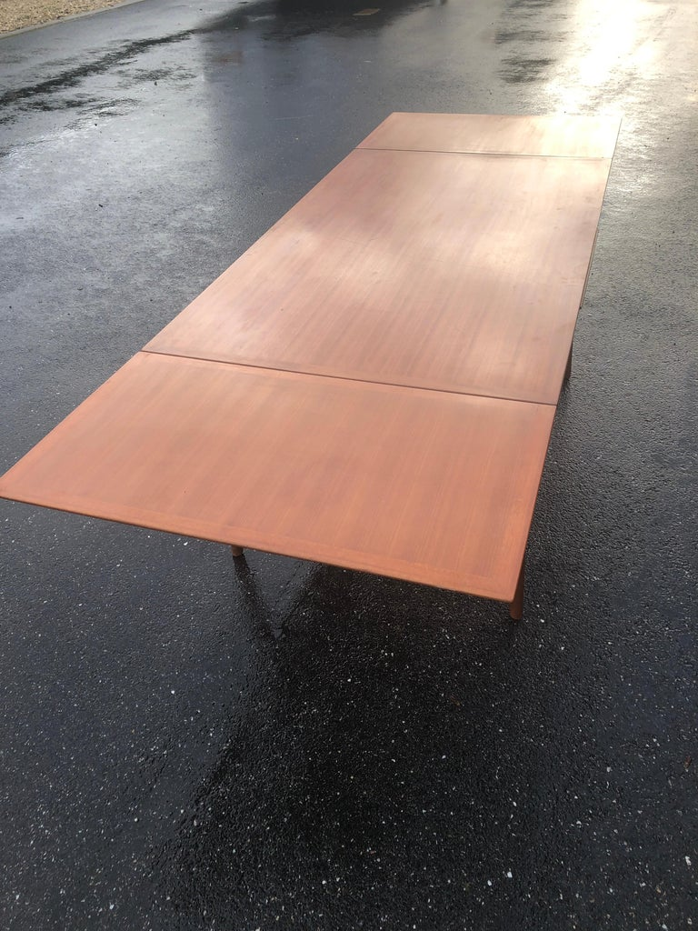 Dining Table by Gaston Poisson For Sale 1