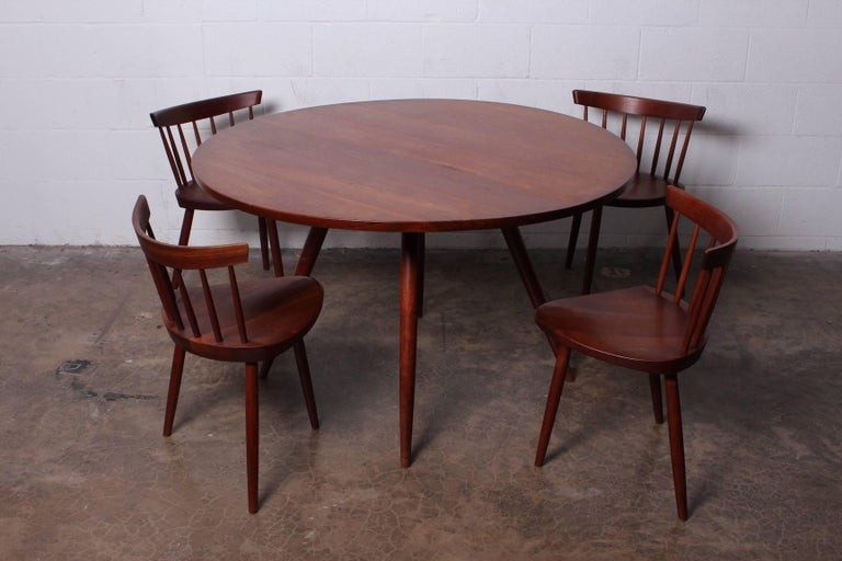 Dining Table by George Nakashima, 1952 For Sale 6