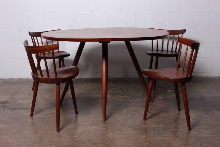 Dining Table by George Nakashima, 1952 For Sale 7