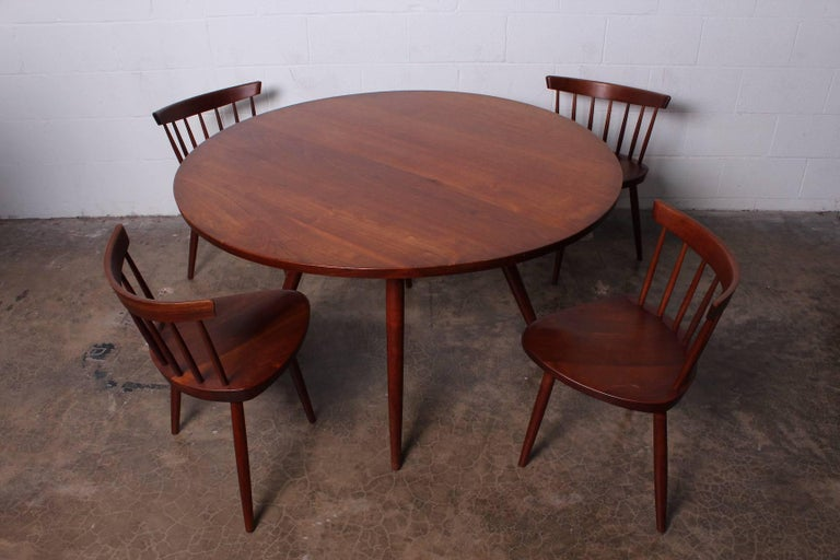 Dining Table by George Nakashima, 1952 For Sale 8