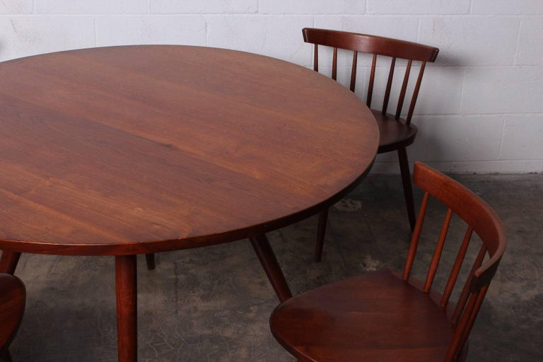 Dining Table by George Nakashima, 1952 For Sale 9
