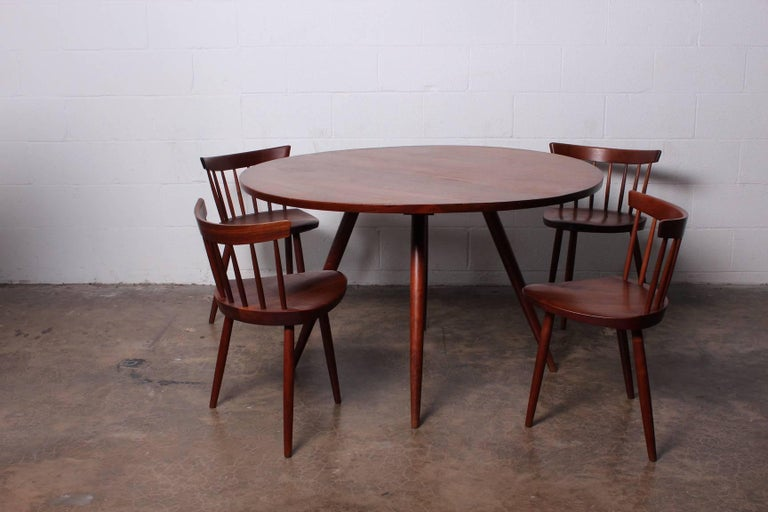 Dining Table by George Nakashima, 1952 For Sale 10