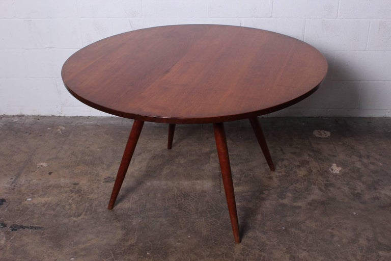 Dining Table by George Nakashima, 1952 In Good Condition For Sale In Dallas, TX