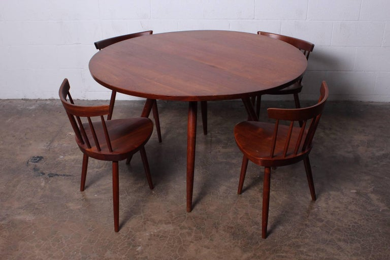 Dining Table by George Nakashima, 1952 For Sale 3