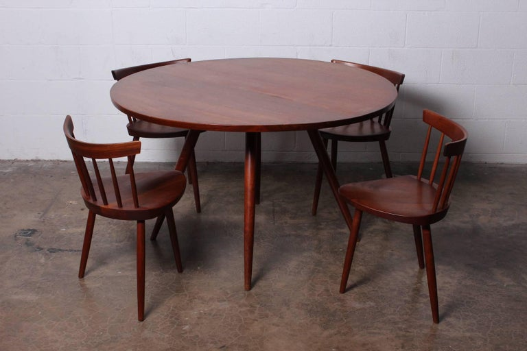 Dining Table by George Nakashima, 1952 For Sale 4