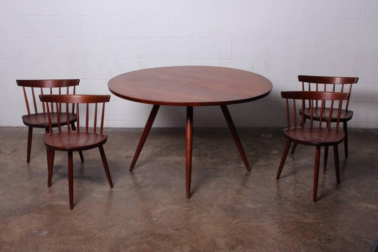 Dining Table by George Nakashima, 1952 For Sale 5