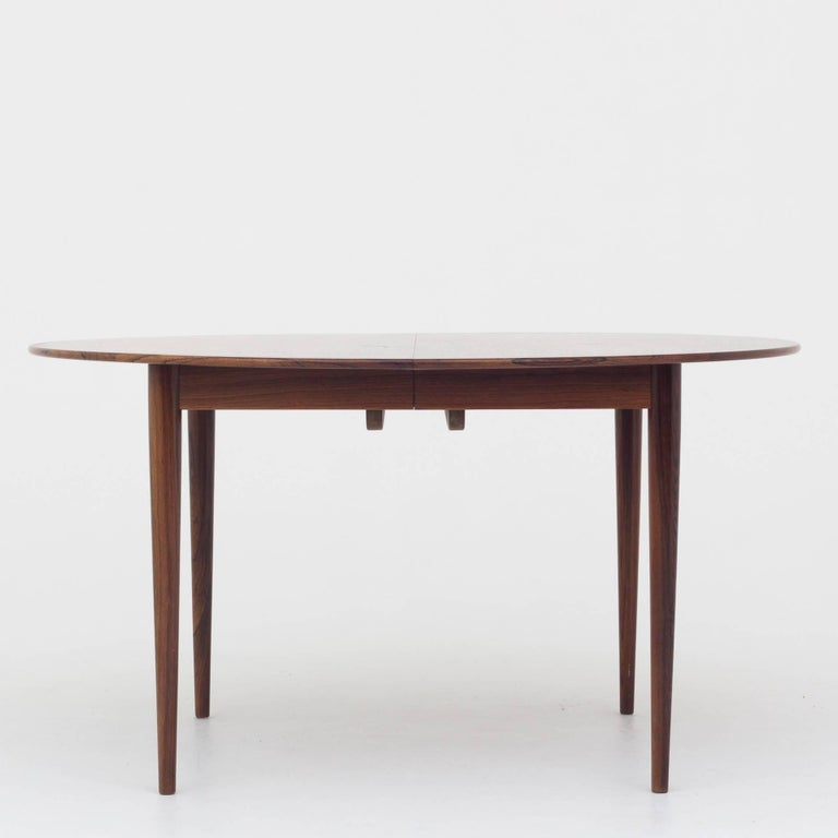 Danish Dining Table by Grete Jalk For Sale