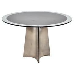 Dining Table by Luigi Saccardo for Armet, 1970s