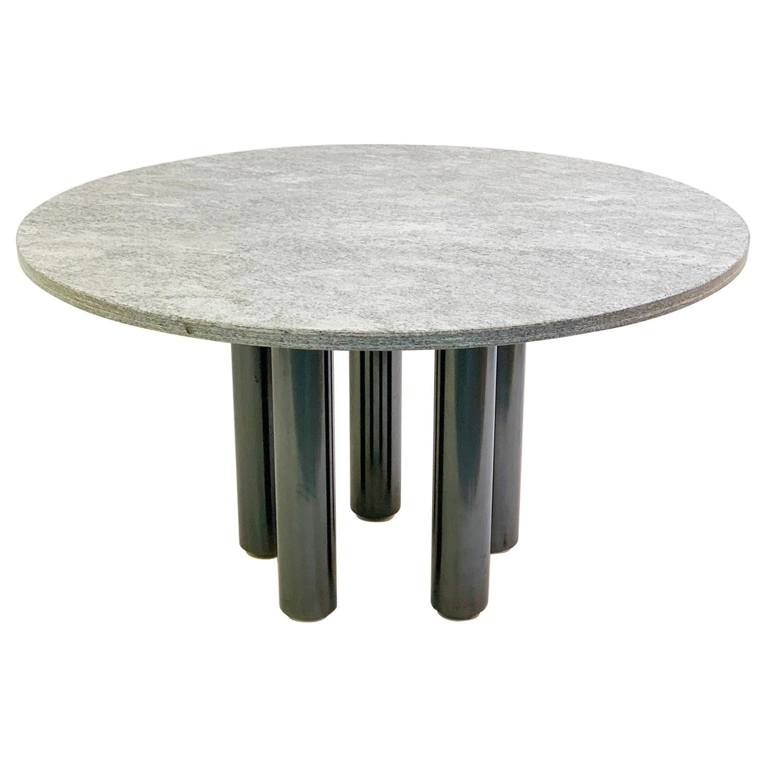 Dining Table by Marco Zanuso for Zanotta, Italy, 1970s