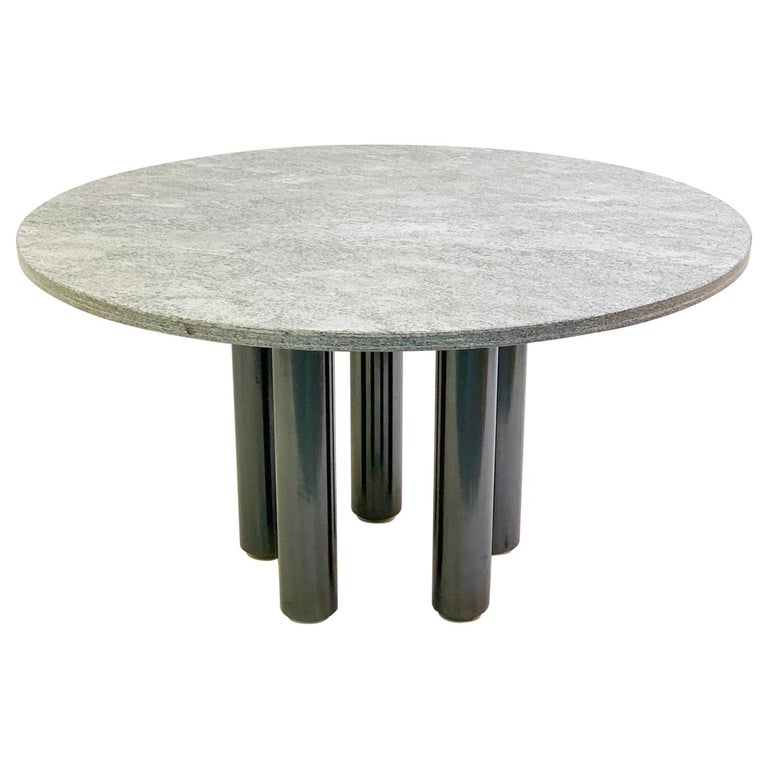 Dining Table by Marco Zanuso for Zanotta, Italy, 1970s For Sale