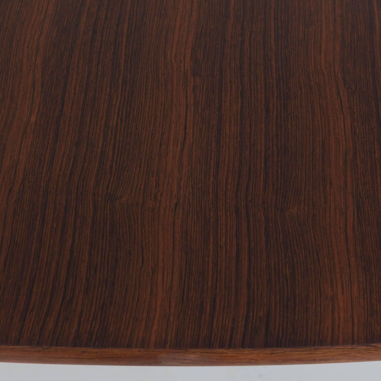 Scandinavian Modern Dining Table by Ole Wanscher For Sale
