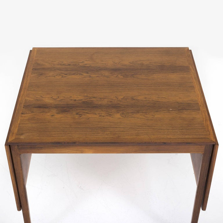 Danish Dining Table by Ole Wanscher For Sale