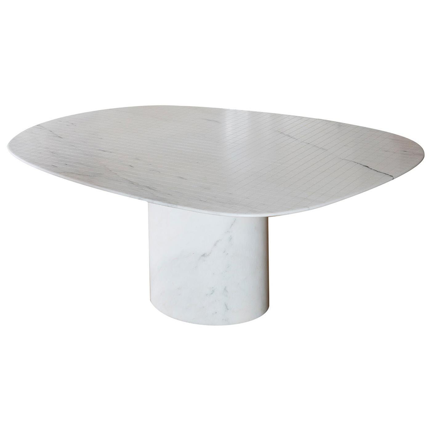 Dining Table by Scholten & Baijings