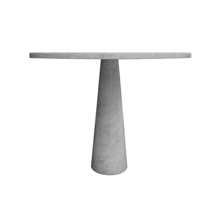 Italian Dining Table Designed by Angelo Mangiarotti Edited by Skipper, Italy, 1970 For Sale