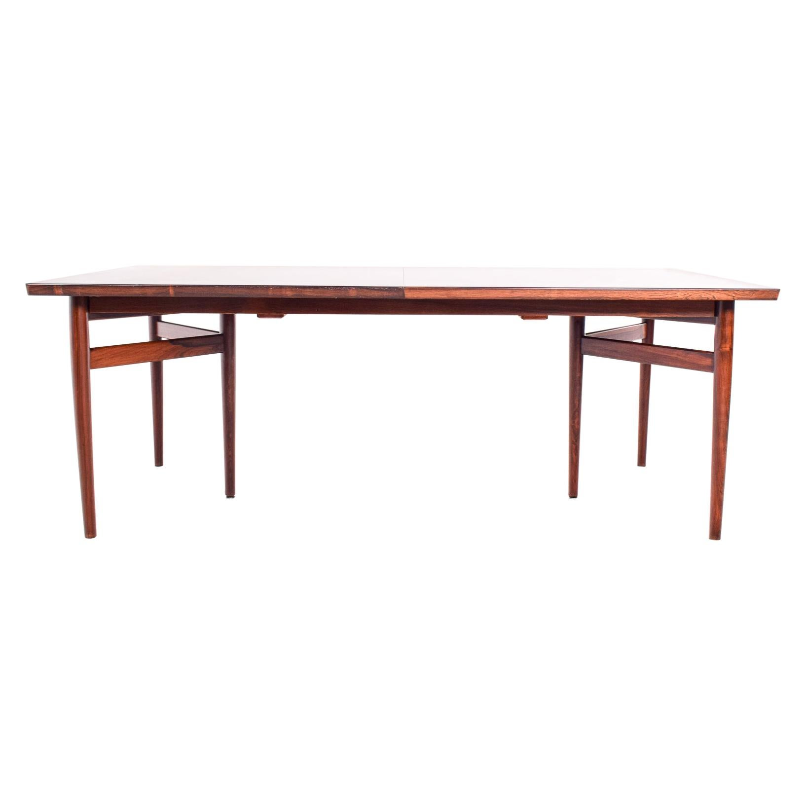 Dining Table Designed by Arne Vodder for Sibast, Denmark, 1960's