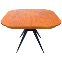 Dining Table Designed by Bengt Ruda, 1950s