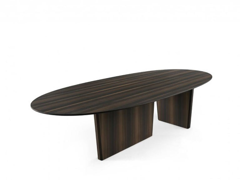 French Dining Table, Dining Table Art Modern  For Sale
