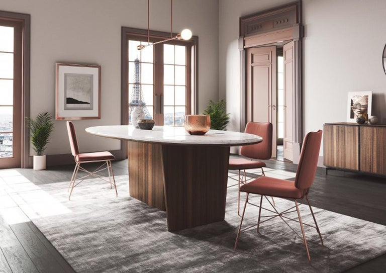 Dining Table, Dining Table Art Modern  In New Condition For Sale In Saint-Ouen, FR