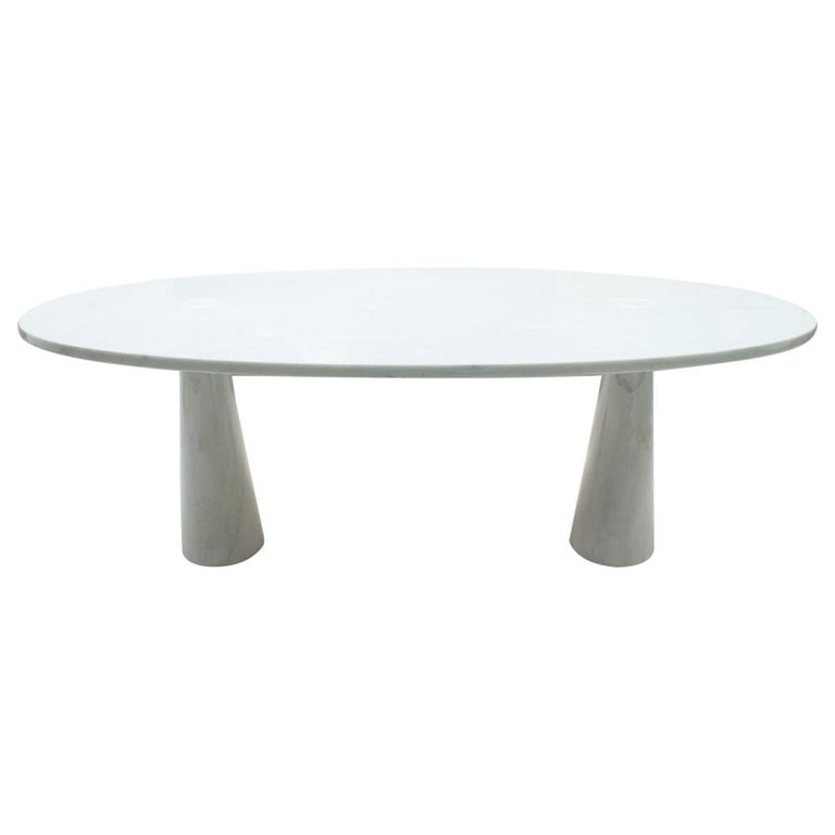 "Dining Table ""Eros"" by Angelo Mangiarotti for Skipper Fucina, Italy, 1960s For Sale"