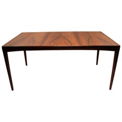 Dining Table in Rosewood by H.W. Klein and Bramin Furniture, 1966