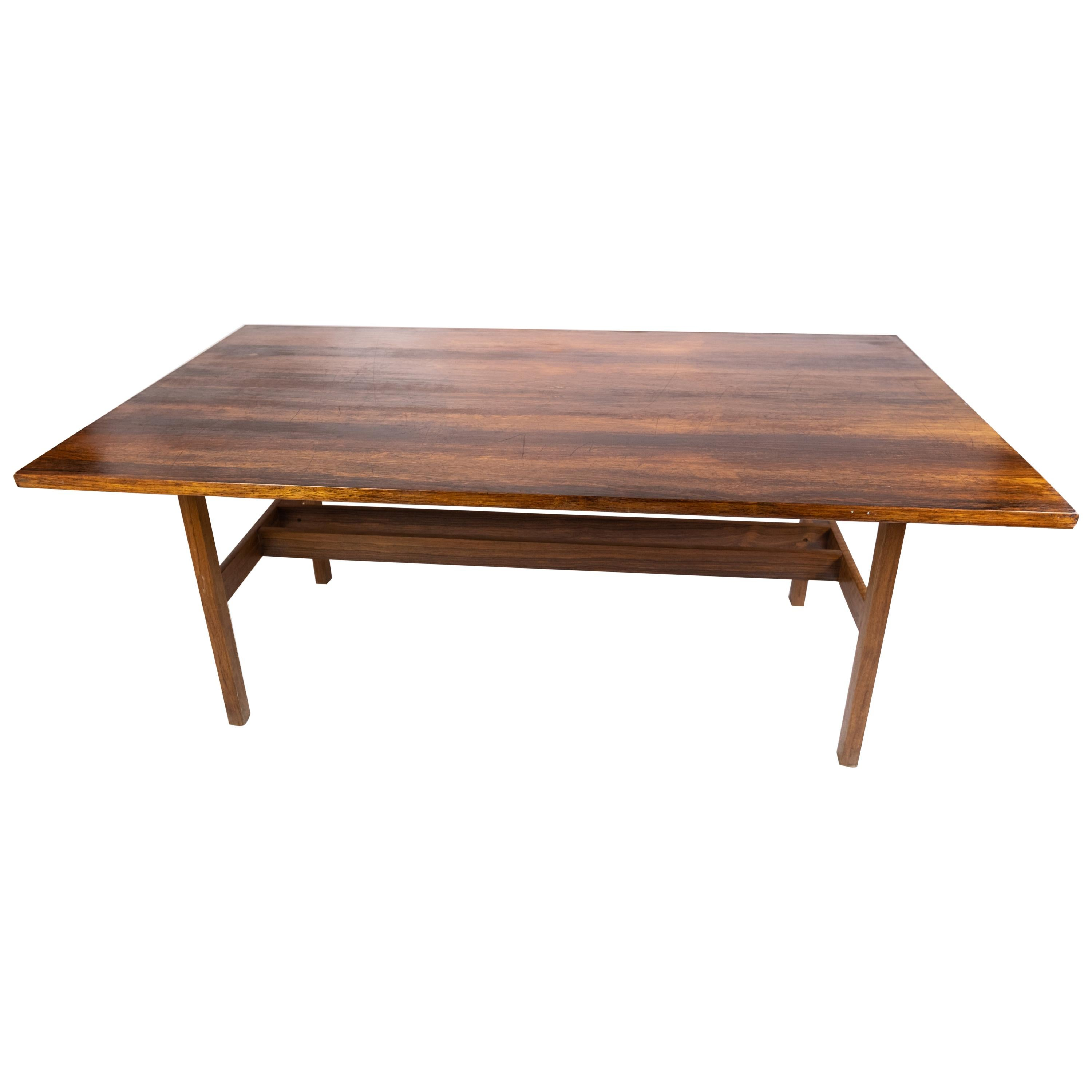 Dining Table in Rosewood of Danish Design from the 1960s