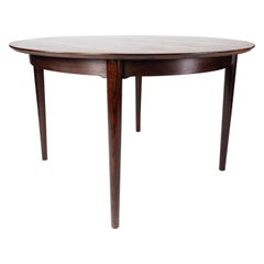 Dining Table in Rosewood of Designed by Arne Vodder from the 1960s